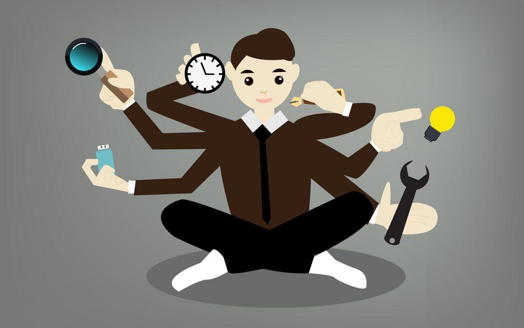 Multitarea ¿Optimizando el tiempo?