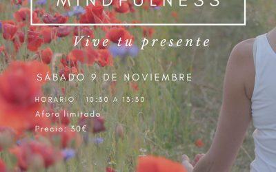 Próximo Taller Mindfulness