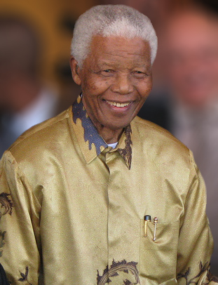 Nelson Mandela: Un símbolo